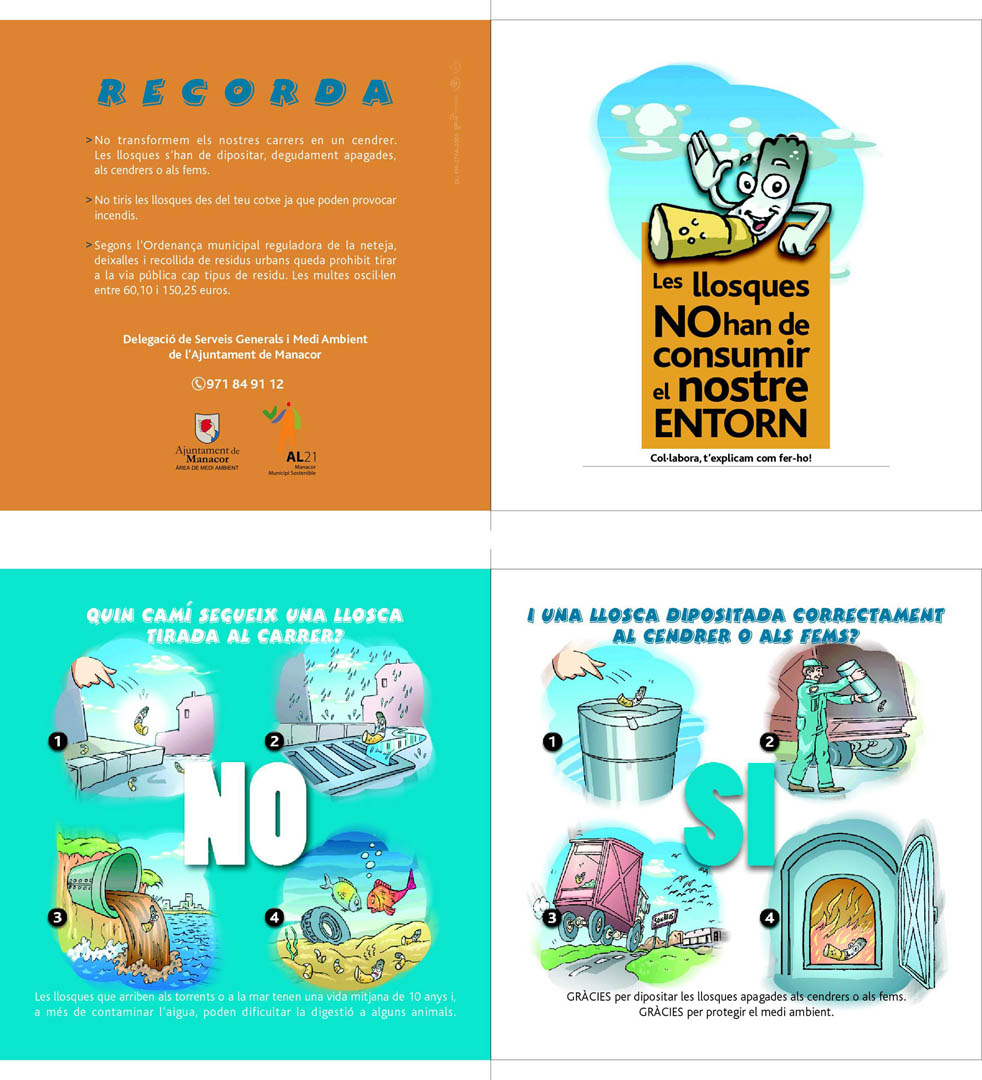 Campaña civica Ajuntament de Manacor