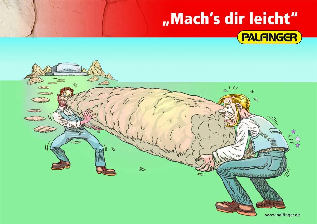 Palfinger Broschüre