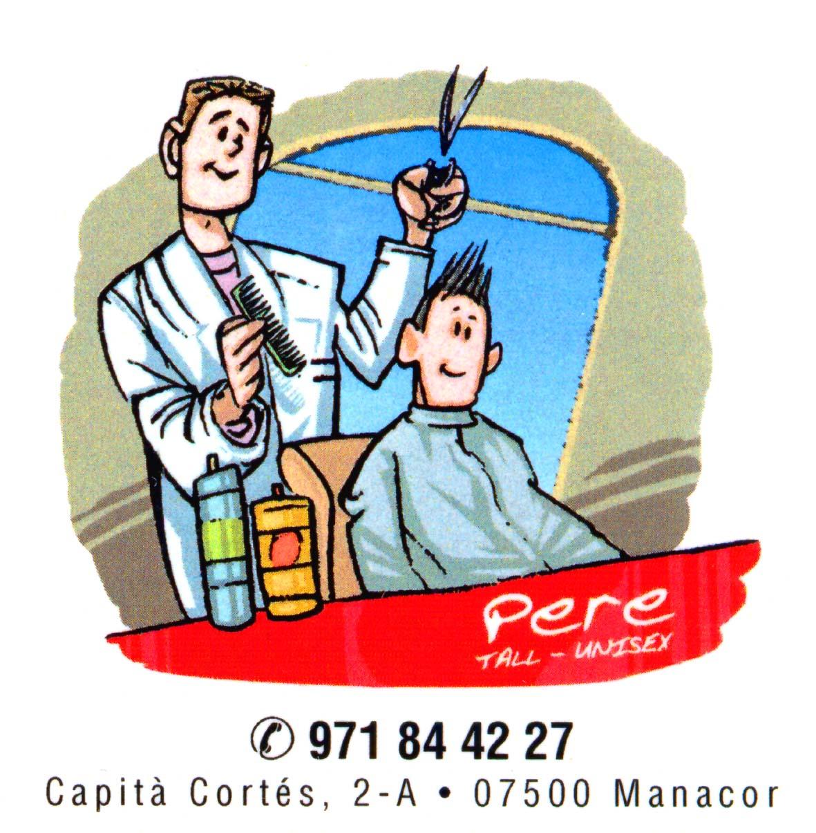 pere peluqueria