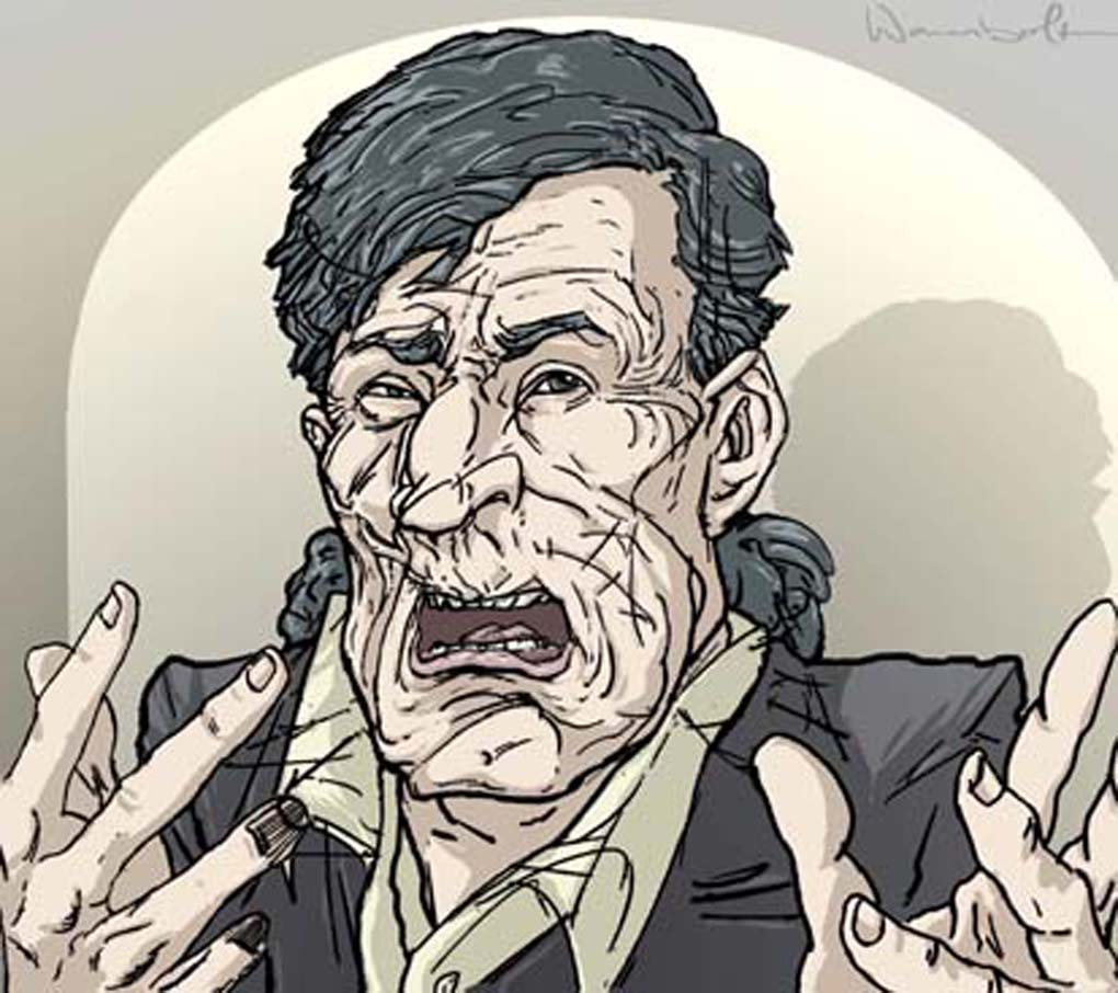 Manuel Agujetas -Cantaor flamenco