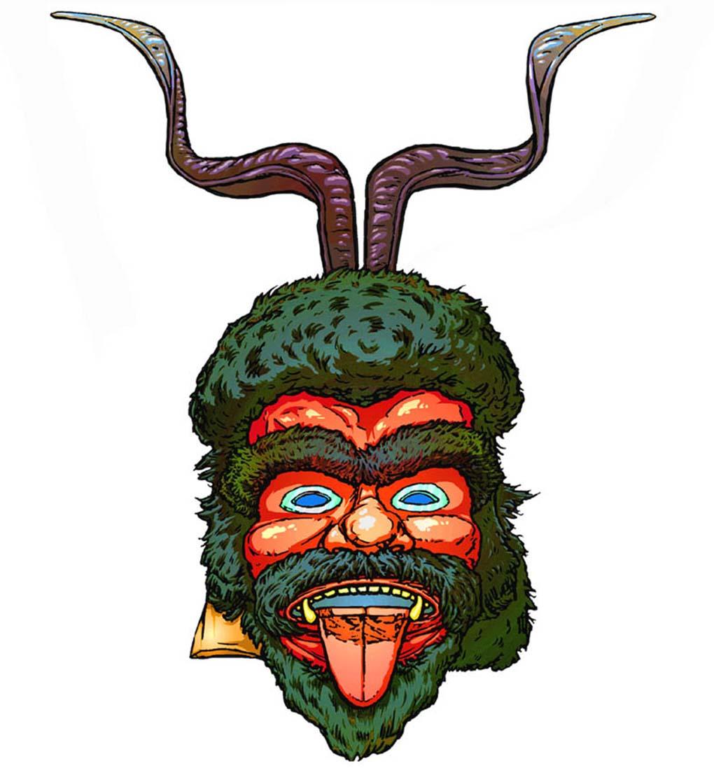 dimoni-gros- sant Antoni Manacor