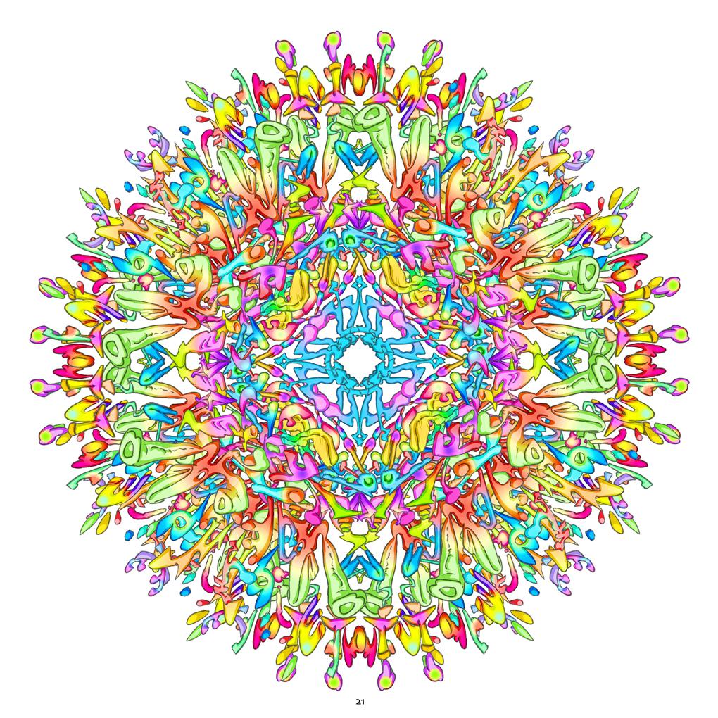 Psykaleido-Pattern