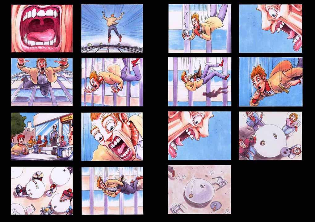 Lizipaina Storyboard