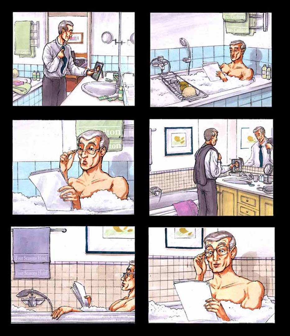 OBI-Storyboard