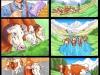 Storyboard Milka campaign